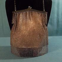 Antique Davis & Whiting Co. Soldered Mesh Bag  Photo