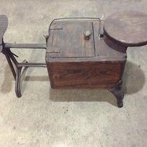Antique Shoe Shine Box Photo