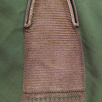 Antique Vintage Chainmail Purse Whiting Davis Photo