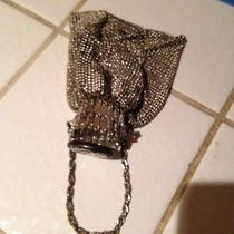 Antique Whiting and Davis Mesh Coin Purse Photo