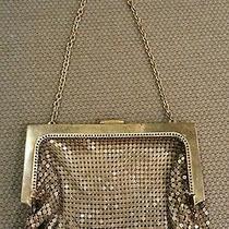 Antique Whiting & Davis Mesh Bag Metal Purse Photo
