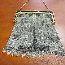 Antique Whiting & Davis Mesh Bag Purse Photo