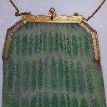Antique Whiting Davis Mesh Evening Bag Photo