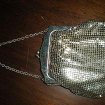 Antique Whiting & Davis Mesh Metal Purse Photo