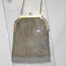 Antique Whiting & Davis Mesh  Purse  Ca. 1900s Photo