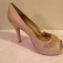 Antonio Melani Cassidy Blush Shoes 8m New Photo