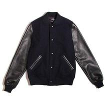 Apc a.p.c. Teddy Rizzo Leather Jacket Photo