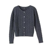 Apc Cable Knit Cardigan Size Xs Bnwot Photo