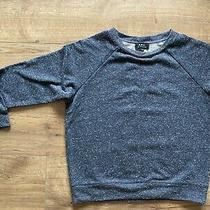 Apc Dark Grey Speckled Sweatshirt Size S Photo
