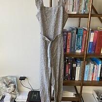 Apc Floral Jumpsuit Size Xs Photo
