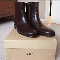 Apc French Womens Leather