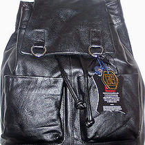 Apc Genuine Leather Backpack - With Free Leather Wallet Photo