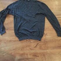 Apc Grey Linen Sweater  Photo