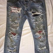 Apc Kanye Stonewash Jeans 34x34 First Collection  Photo