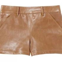 Apc Leather Shorts Photo