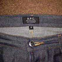 Apc New Standard Jeans Photo