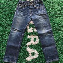 Apc New Standard Raw Denim Jeans 28x30 Butler Selvedge Raw Denim Photo