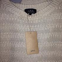 Apc Paris Knitted Sweatshirt Photo