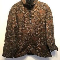 Apc Rue De Fleurus Paris Army Camouflage Import Men Size L Vintage Made Usa Rare Photo