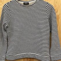 Apc Striped Sweatshirt Size Xs Photo