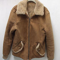 Apc Suede Leather Bomber Jacket  Photo