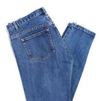 Apc  Womens Button Fly Five Pocket Skinny Denim Jeans Blue Size 29 Photo