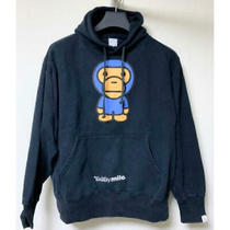 Ape Baby Milo Parker Sweat L Bape Black Size L Photo