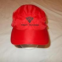 Aqua Master Watch Hat Cap Rare New Photo