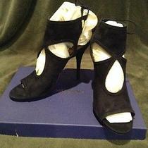 Aquazzura Sexy Thing Sandals Size 375 Photo