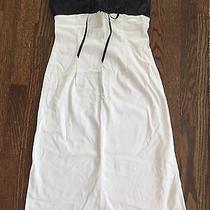 Arden B. Black and White Dress Sz Xs Photo