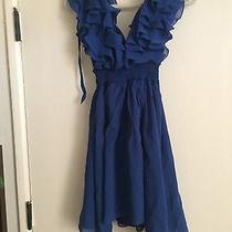 Arden B Dress  Medium Blue Photo