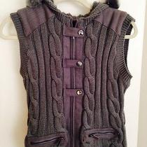 Arden B Gray Winter Vest Photo