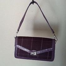 Arden B. Purple Clutch Photo