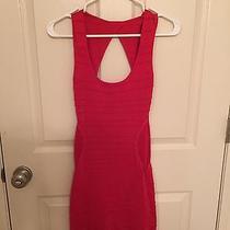 Arden B Red Bandage Dress Photo