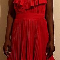 Arden B - Red Dress Photo