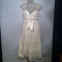 Arden B White Dress Size 2 Photo