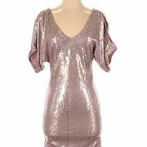 Arden B. Women Pink Cocktail Dress Xs Photo
