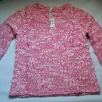 Areopostale Pink Knit Sweater Photo