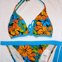 Arizona Floral Swimwear 2pc Large  Photo