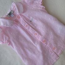 Armani Baby Girls Kids Childrens Shirt 18m Photo