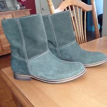 Armani Boots Photo
