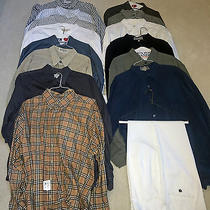 Armani Boss Zegna and Others - Suits Sportcoats Shirts and Ties Photo