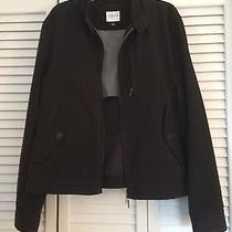 Armani Collezioni 42 Black Water Repellent  Jacket Photo
