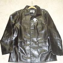 Armani Collezioni Collection Leather Jacket Photo