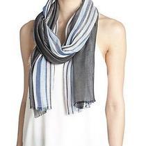 Armani Collezioni Graduated Striped Stole/scarf Photo