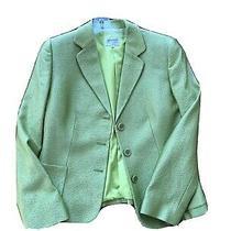 Armani Collezioni Ladies Blazer Green Size 12 Photo