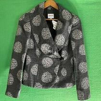 Armani Collezioni Nwt Made in Italy Wool Blend Jacket Size Aus 8/10 Usa 2 Photo