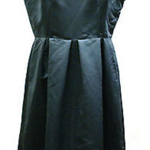 Armani Collezioni Slate Taffeta Party Dress Sz 12 985 Nwt Photo