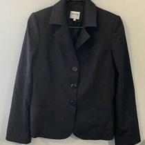 Armani Collezioni Women's Jacket Blazer Gray Size  42  Us 6 Photo
