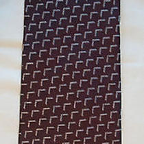 Armani Designer Necktie. Gorgeous High End Pure Silk Neck Tie. Giorgio Armani Photo